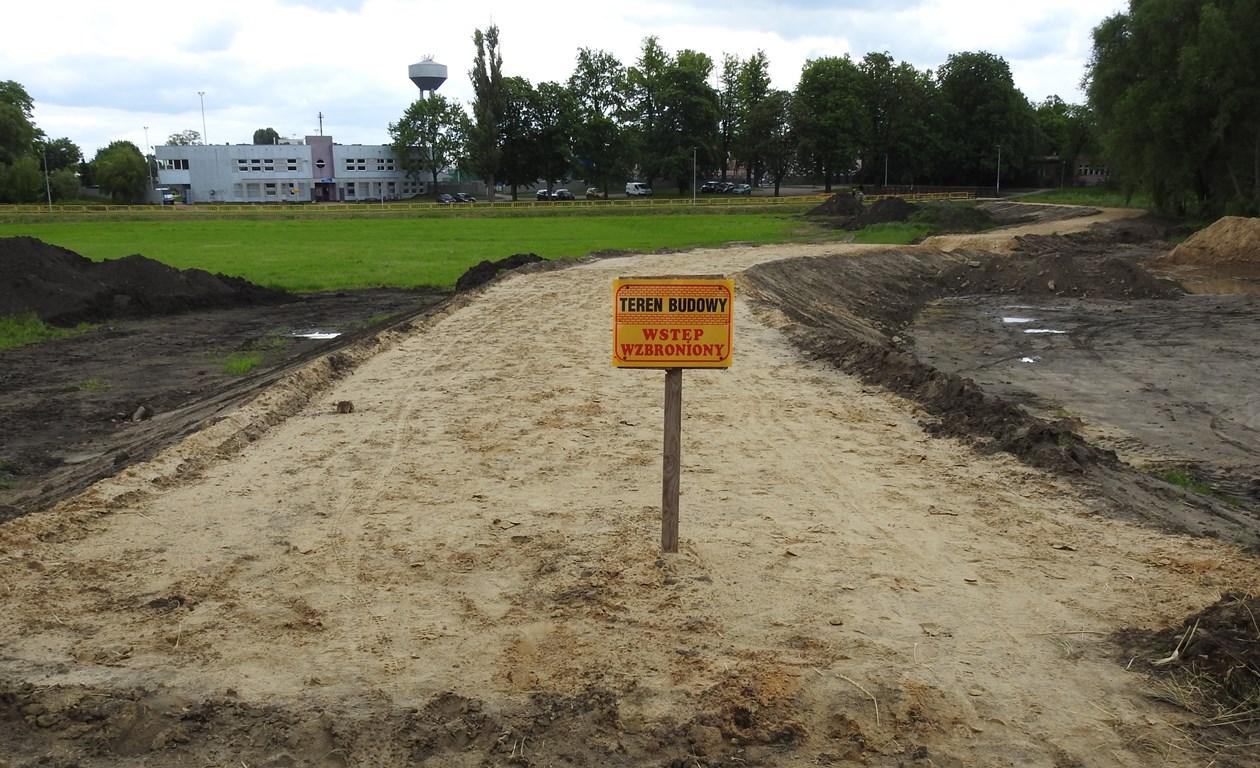 Ilustracja do informacji: Rozpoczęła się rewitalizacja zieleni miejskiej. Gmina wywalczyła na to 4,6 mln zł!
