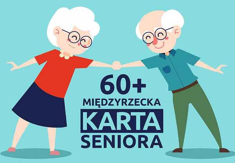 Ilustracja do informacji: Seniorze nie zwlekaj! Złóż wniosek o wydanie Karty Seniora