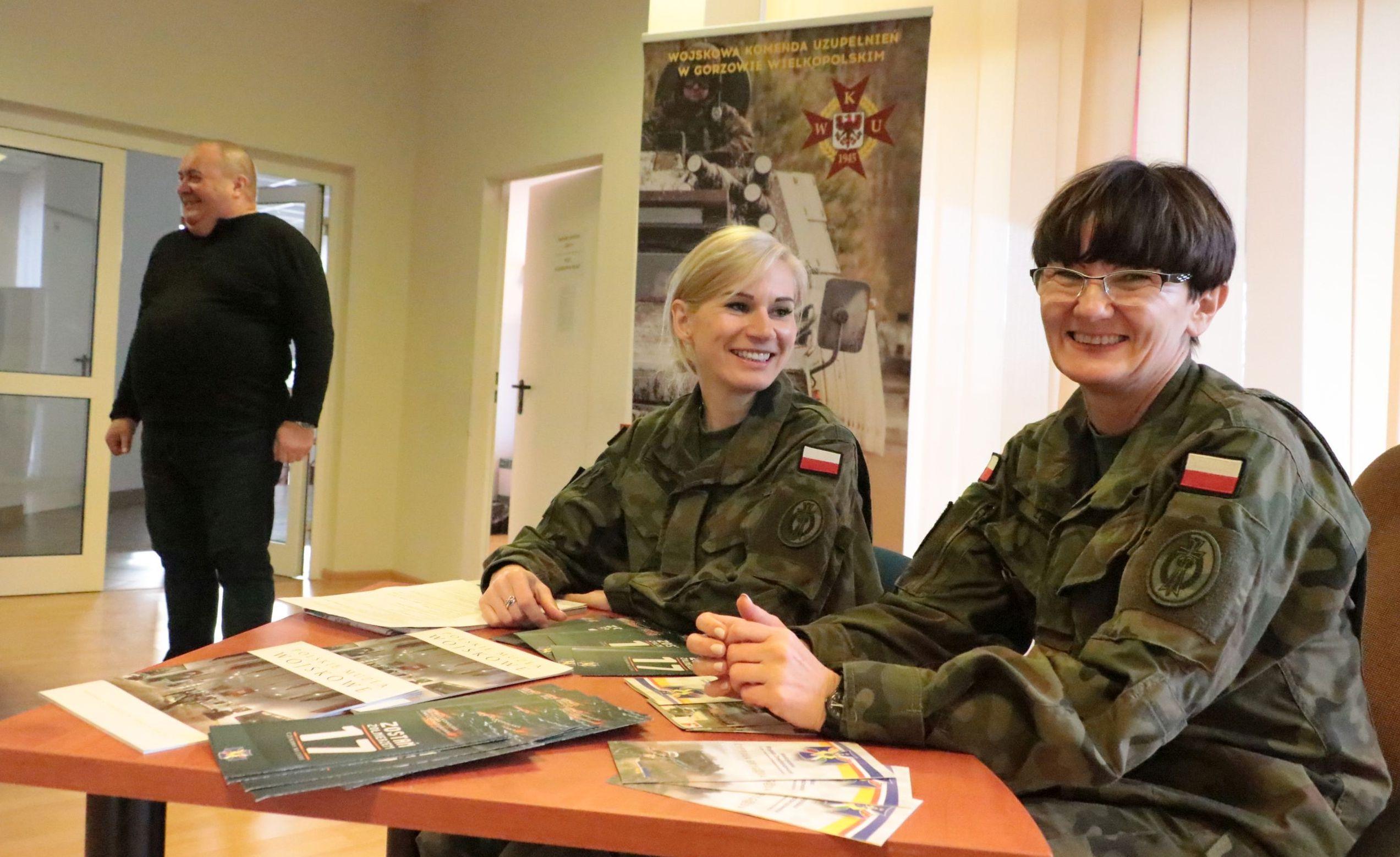 Ilustracja do informacji: Ruszyła kwalifikacja wojskowa