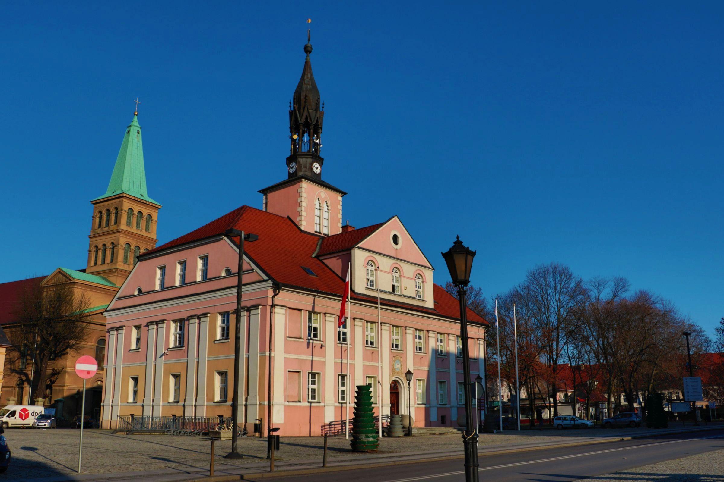 Ilustracja do informacji: Koronawirus: Komunikat Burmistrza Międzyrzecza