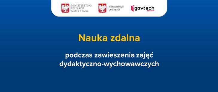 Ilustracja do informacji: Koronawirus: Komunikat Wojewody Lubuskiego dotyczący tzw. zdalnej pracy z uczniami