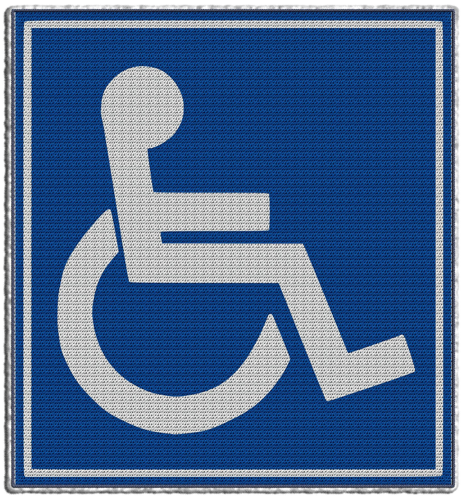 Ilustracja do informacji: Koronawirus: Komunikat dla osób niepełnosprawnych