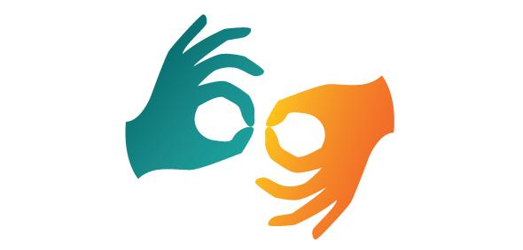 Połącz z tłumaczem języka migowego