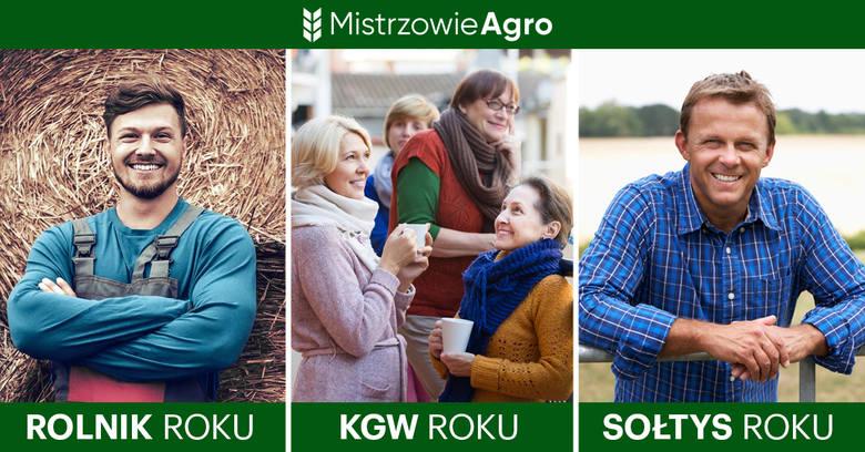 """Ilustracja do informacji: Nasi sołtysi w plebiscycie """"Mistrzowie Agro - Sołtys Roku"""""""