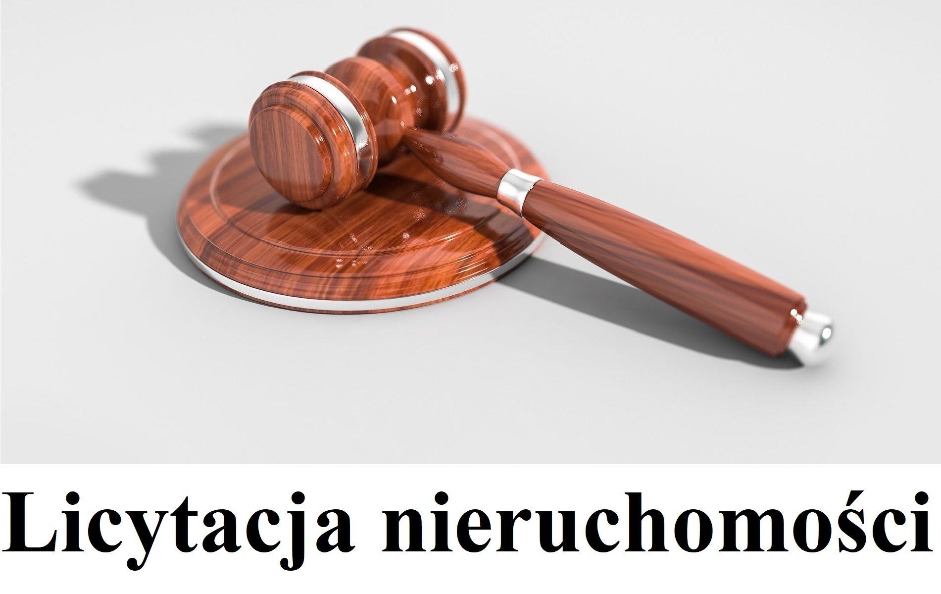 Ilustracja do informacji: Ogłoszenie o licytacji