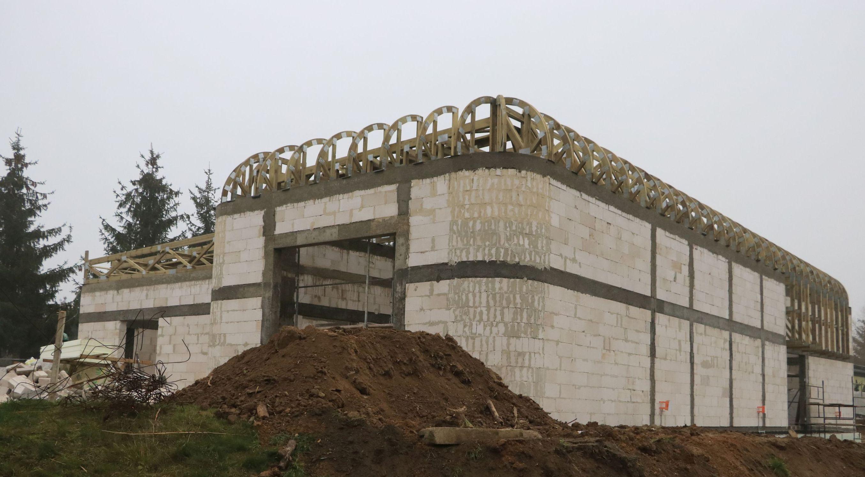 Ilustracja do informacji: Muzeum w kształcie bunkra