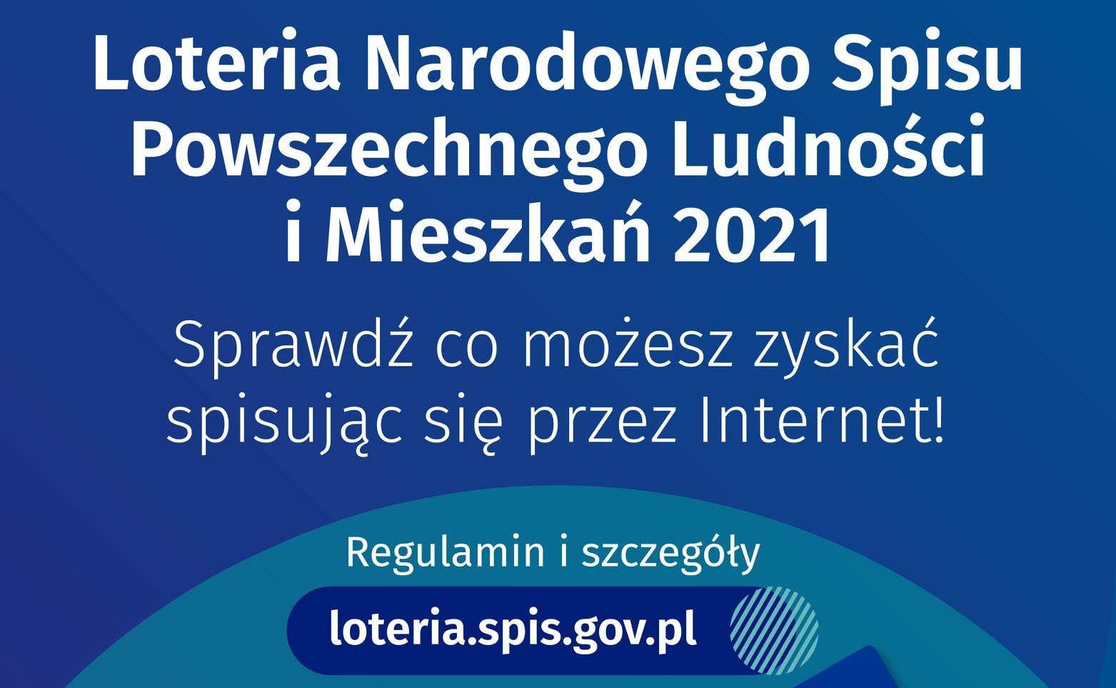Ilustracja do informacji: Trwa Narodowy Spis Powszechny Ludności i Mieszkań!