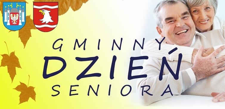 Ilustracja do informacji: Gminny Dzień Seniora