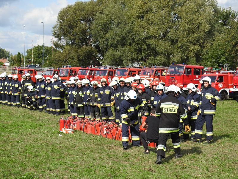 Ilustracja do informacji: Pokaz szkolenia EWE
