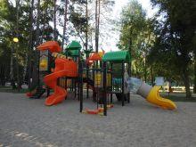 Miniatura zdjęcia: Plac zabaw na OW Głębokie