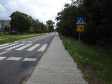 Miniatura zdjęcia: Chodnik w Bobowicku