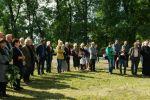 Miniatura zdjęcia: Odsłonięcie pomnika upamiętniającego cmentarz żydowski w Międzyrzeczu 9