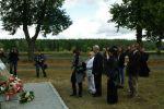 Miniatura zdjęcia: Odsłonięcie pomnika upamiętniającego cmentarz żydowski w Międzyrzeczu 19