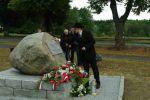 Miniatura zdjęcia: Odsłonięcie pomnika upamiętniającego cmentarz żydowski w Międzyrzeczu 20